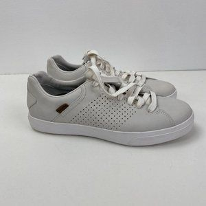 ROOTS LEATHER SNEAKER